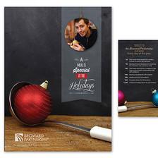 Broward Partnership for the Homeless Holiday Card