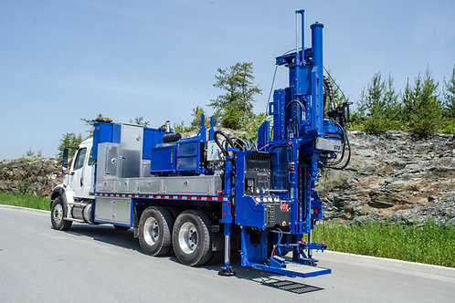 GT8 Truck Mounted Drill Rig