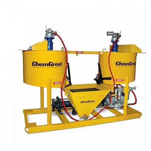 Grout Plant - CG-500 High Pressure Series