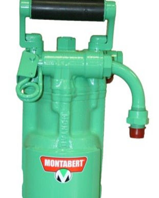 Hand Held Rock Drill - Montabert
