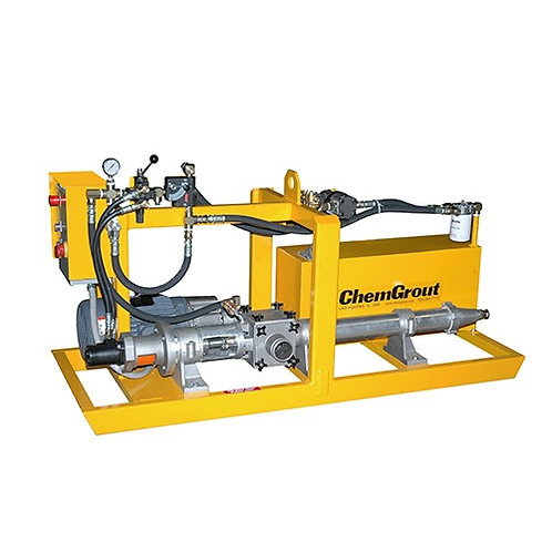 CG-CL6 Progressive Cavity Grout Pump