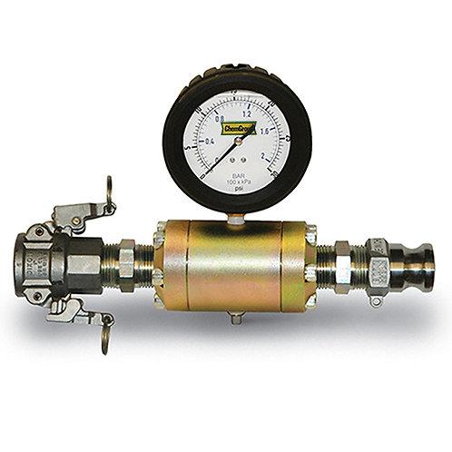 In-line Protected Pressure Gauge