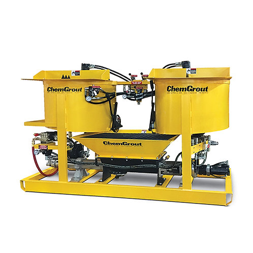 CG-580/2C8 High Capacity Series Grout Plant