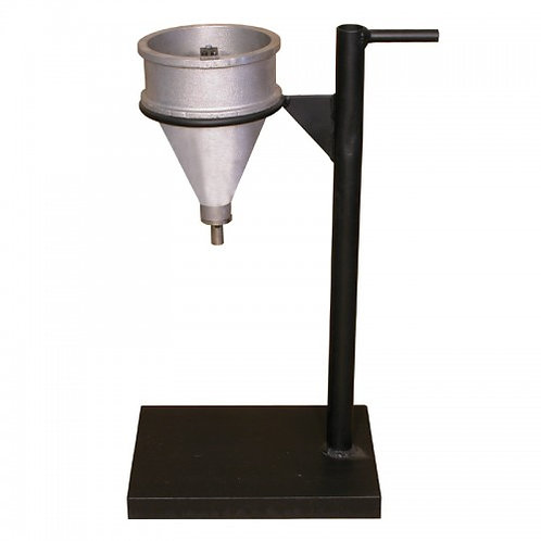 Flow Cone with Stand