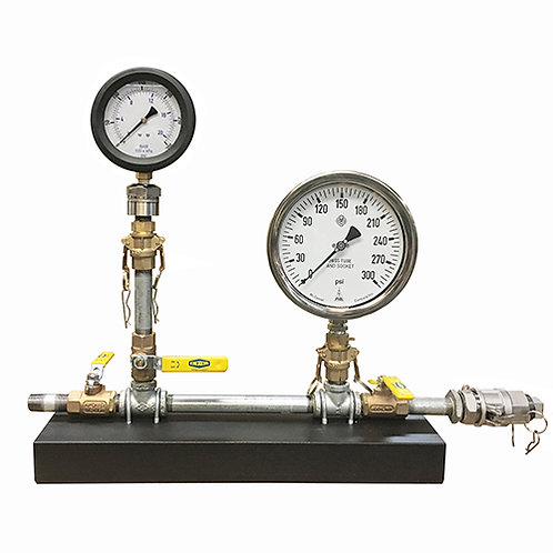 Pressure Gauge Calibration Stands
