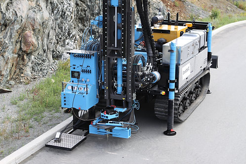 GT8 Tracked Geo/Core Drill Rig