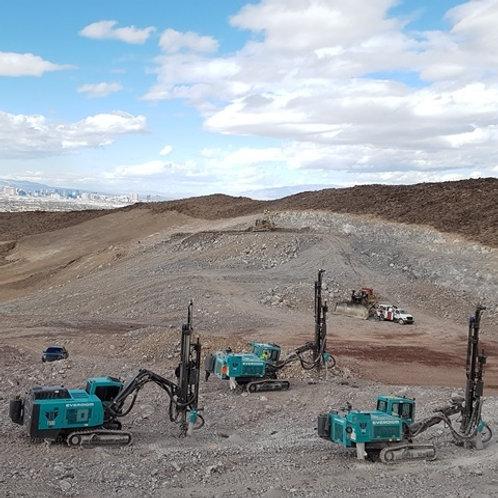 Everdigm T400 PRO Drill Rig