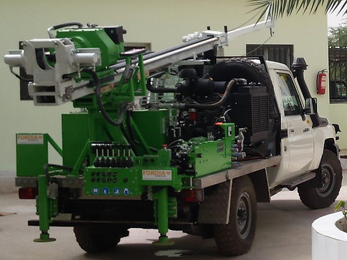 450 Ute Mounted Drill