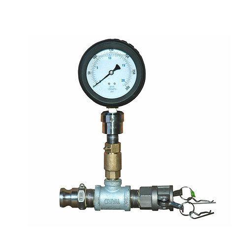 Protected Pressure Gauge