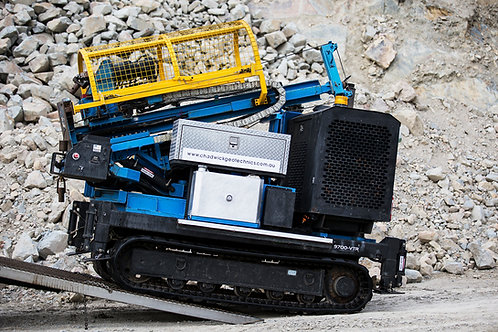 AMS 9700 VTR Sampling Rig