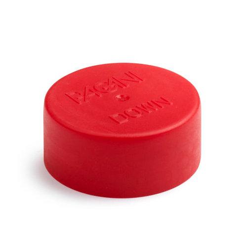 C004139-Cap for PVC sleeve, 44,5 bottom (50 pack)