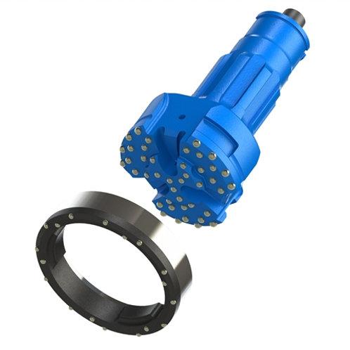 Retrievable Ring Bit Systems