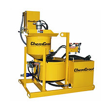 Chemgrout Grout Plant