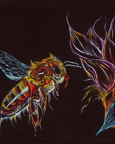 Flight of the Honey Bee - No Frame