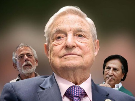 George Soros financia política peruana