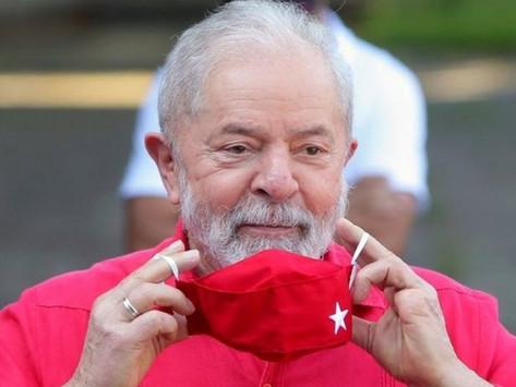 PELIGRO SOBRE LATINOAMERICA: Juez de la Corte Suprema de Brasil anula todas las condenas contra Lula