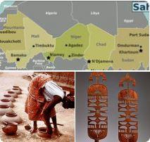 ANTHRO: AFRICA: SAHARAN