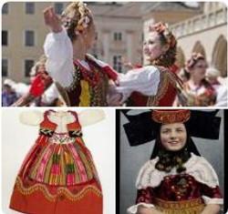 EUROPEAN FOLK COSTUME