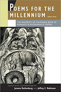 Poems for the Millennium, Volume Three : The University of California Book of Romantic and Postromantic Poetry