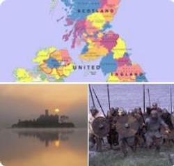 ANTHRO: EUROPE: UK & IRELAND