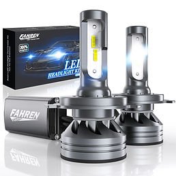 Fahren H4/9003/HB2 LED Headlight Bulbs