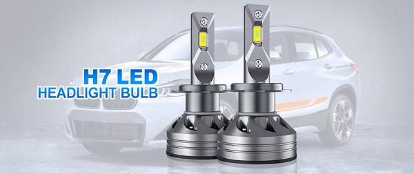 Fahren H7 LED Headlight Bulbs