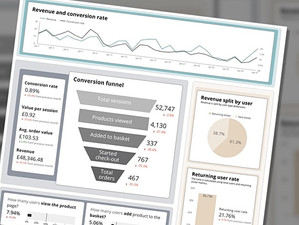 Why less is more in website analytics