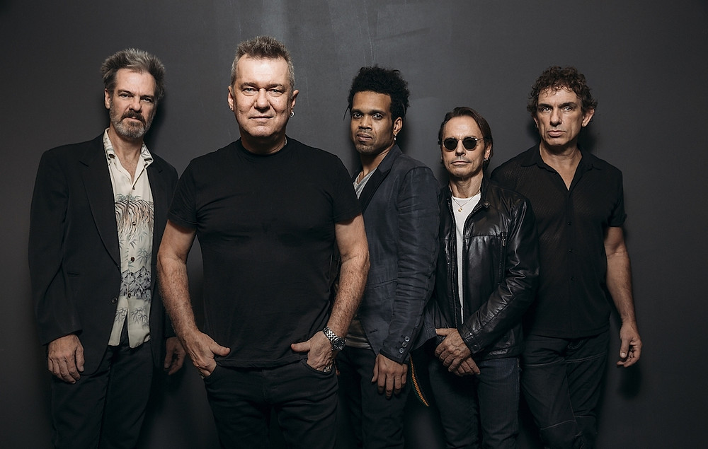 Aussie rock icons Cold Chisel