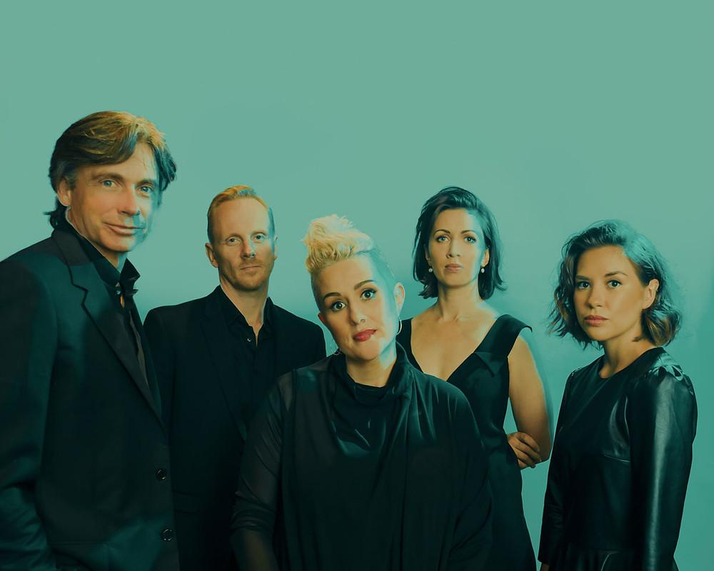 Katie Noonan and the Australian String Quartet