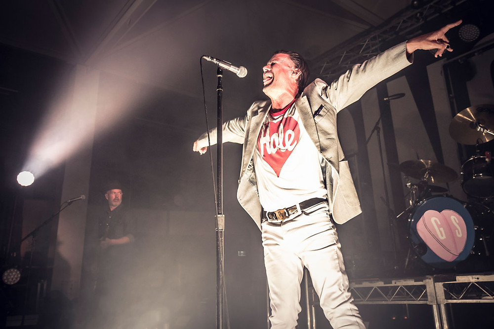 Aussie rock legends Grinspoon. Photo by Greg Gould.