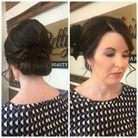 Updo & Make Up