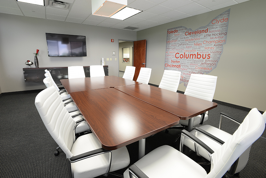 Ohio Church Of God Conference Room
