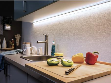 Líbí se Vám osvětlení vpodobě LED pásků vkoupelně a nevíte si rady kvůli bezpečnosti?