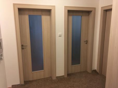 Chcete poradit, jak sladit všechny dveře v interiéru?