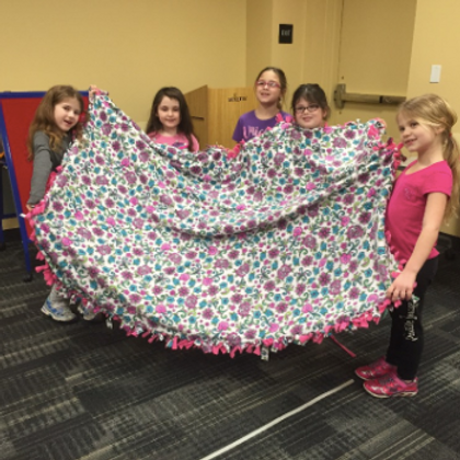 Blanket Drive / Work Session / Fundraiser