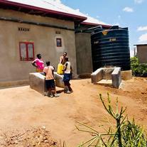 Trinkwasser im Osten Ruandas