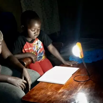 Solar Lampen für Ruanda