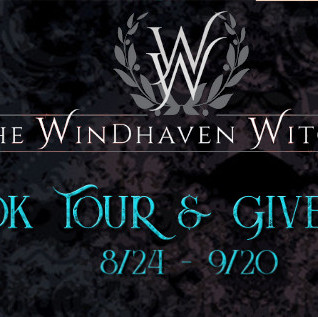 Book Tour Windhaven Witches