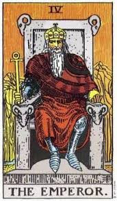 The Emperor Tarot Card- An author's perspective-Meridian Chronicles