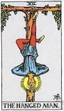 What does the Hanged Man mean in Tarot