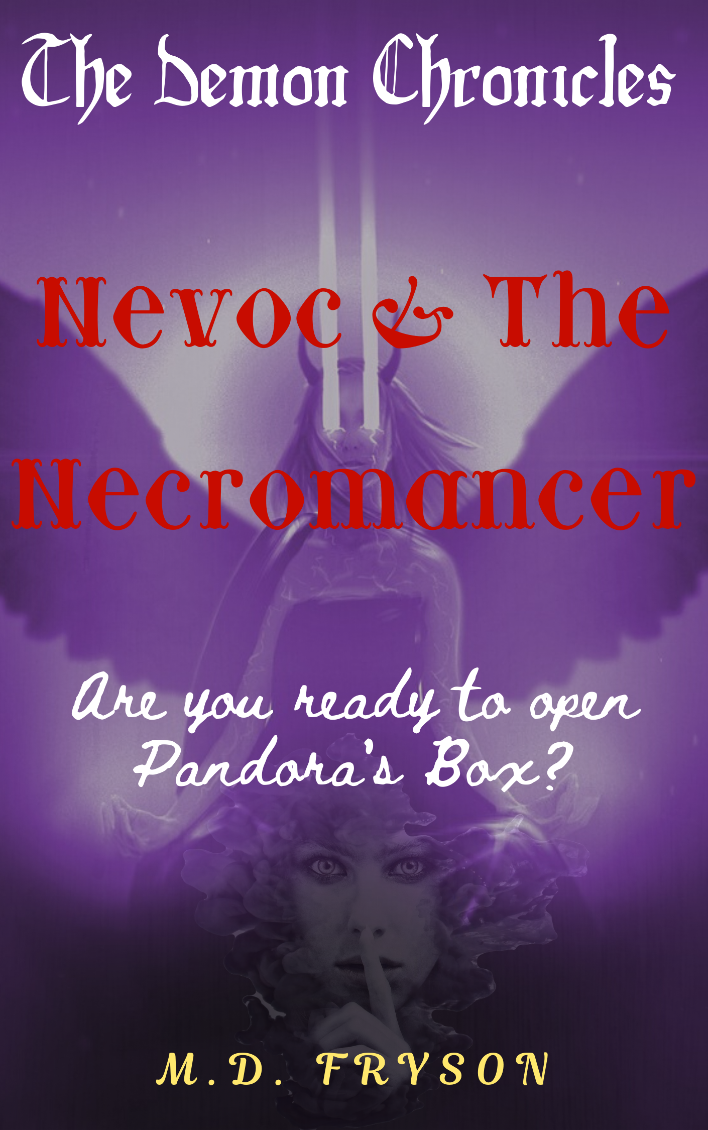 Nevoc & The Necromancer