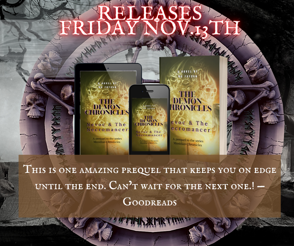 Enter To Win! New Book Release