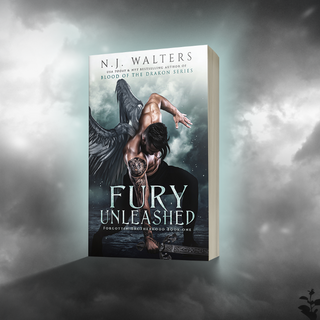N.J. Walters Tour & Giveaway- Paranormal Romance