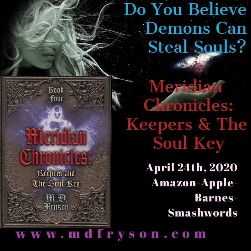 Give Away for Meridian Chronicles: Keepers & the Soul Key