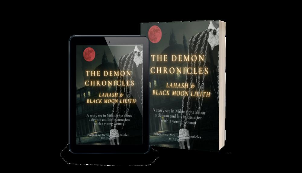 Lahash & Black Moon Lilith