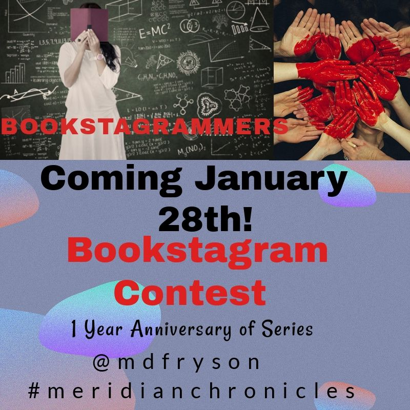 Bookstagram Contest