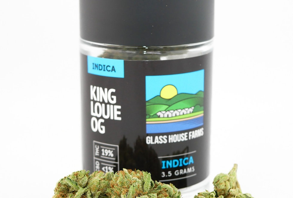"""King Louie"" by Glass House Farms"