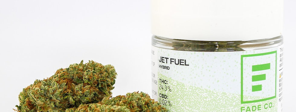 """""""Jet Fuel"""" by Fade Co."""