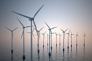 Turbinas de viento en agua