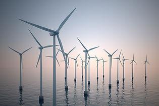 Windturbines op Water